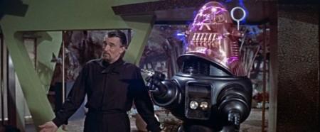 Planeta Prohibido - Revista Tiempos Futuros - Crítica cinematográfica - Raymond Gali
